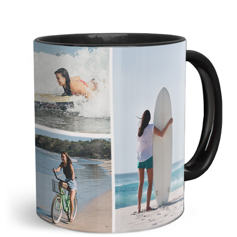 personalised mugs print photo