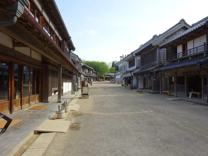江戶時代的角色扮演在榮町重現 – 成田機場轉機與停留計劃