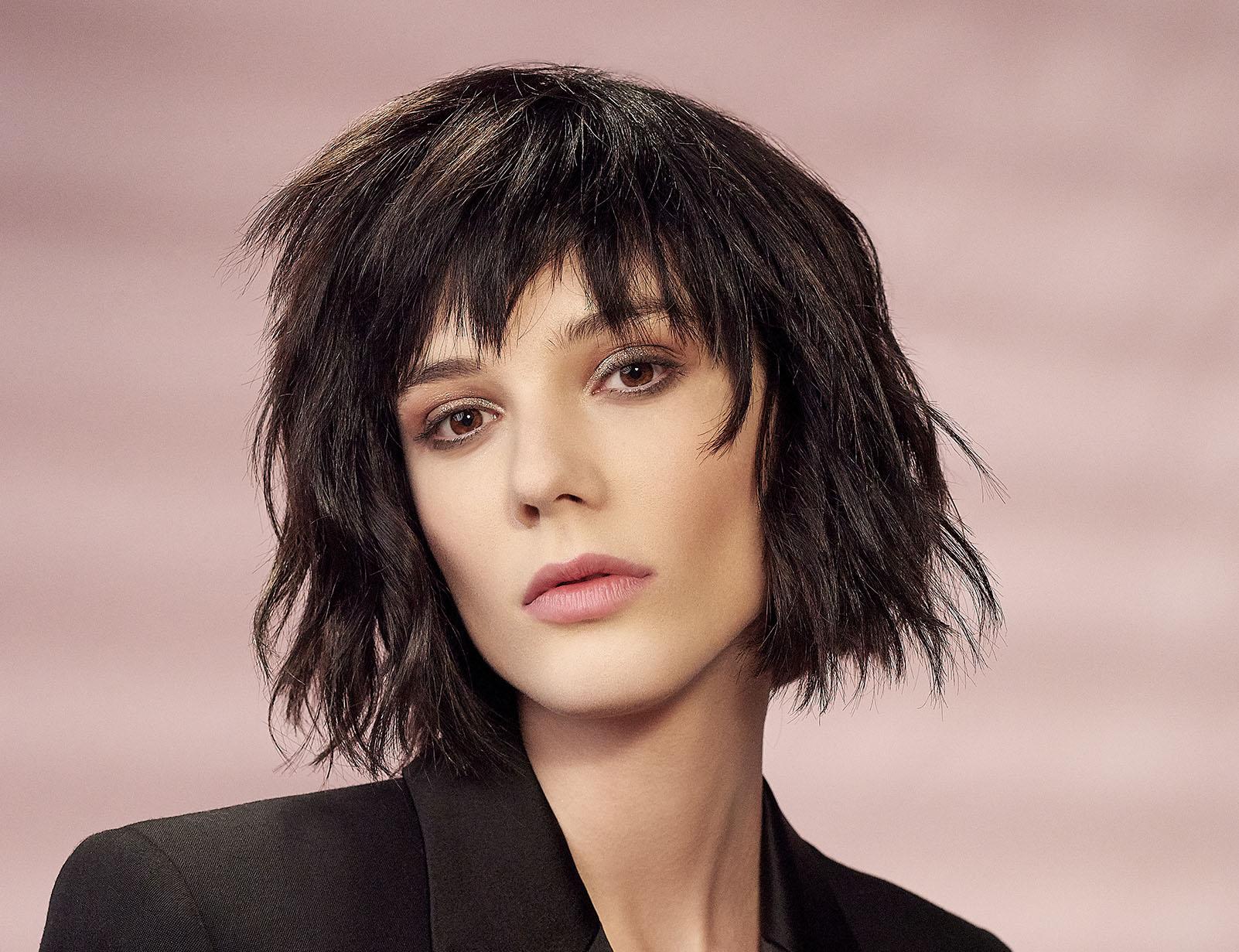 carre degrade nos idees pour adopter cette coupe de cheveux tendance femme actuelle