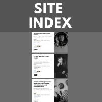 Pre-Code.Com Site Index