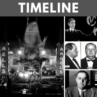 A Timeline of the Pre-Code Hollywood Era