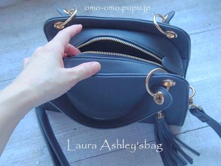 ローラアシュレイの2WAYバッグをセール購入