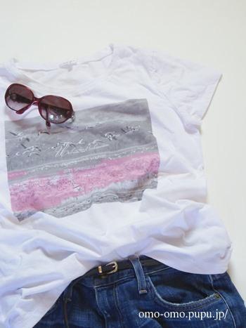 ルーニィのTシャツ購入