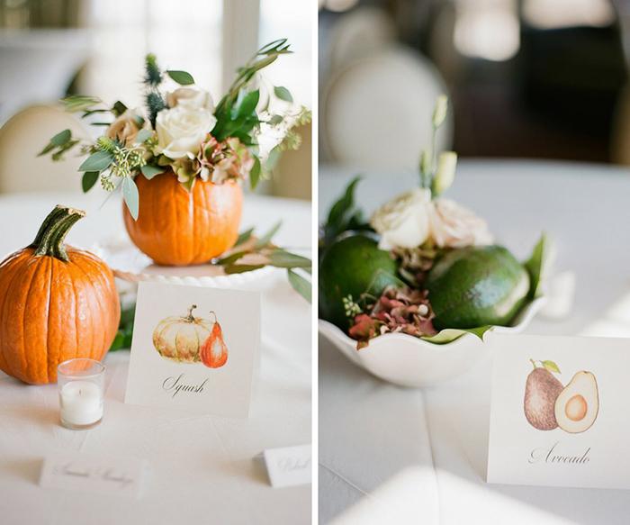Summer Wedding Table Centerpiece Ideas