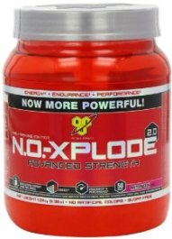 pre-workout-booster-test- BSN N.O.-Xplode 2.0 (1,03kg) Watermelon