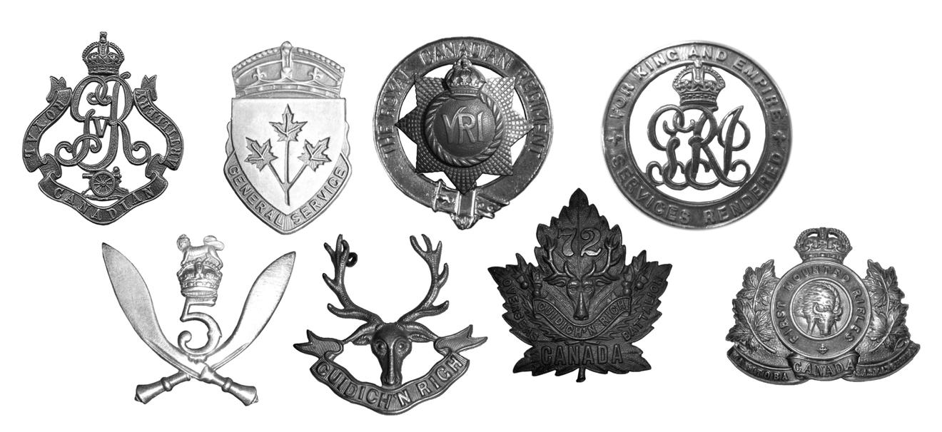 Military Cap Badges by garystewart40 on DeviantArt