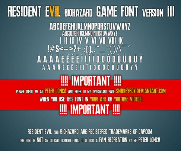 20+ Capcom Font Pictures and Ideas on Meta Networks