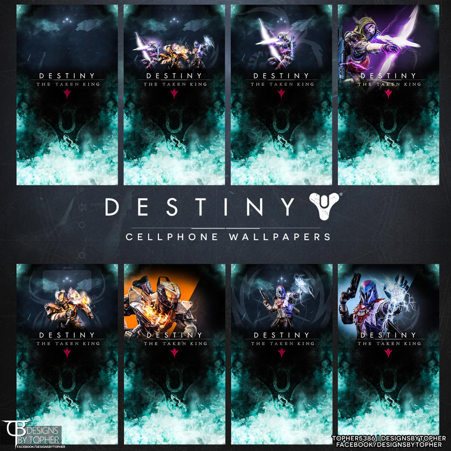 Destiny Kings Fall Wallpaper Destinyphonewallpapers By Designsbytopher On Deviantart