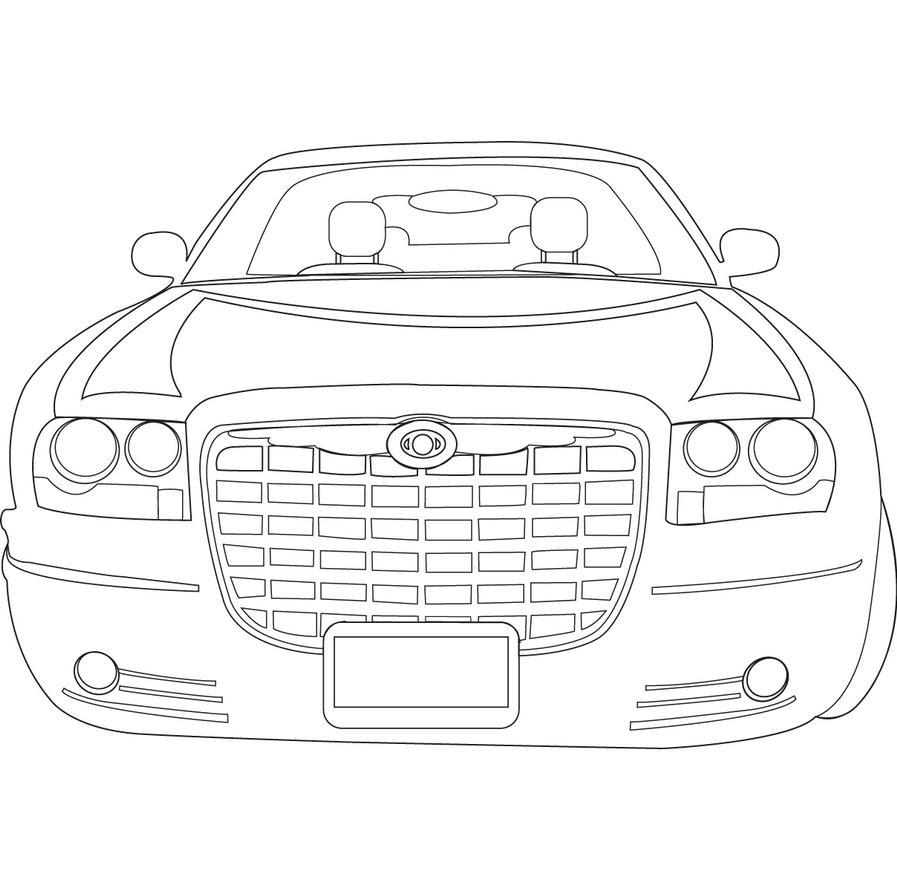 Chrysler 300 Hemi C by CKMeth0d on DeviantArt