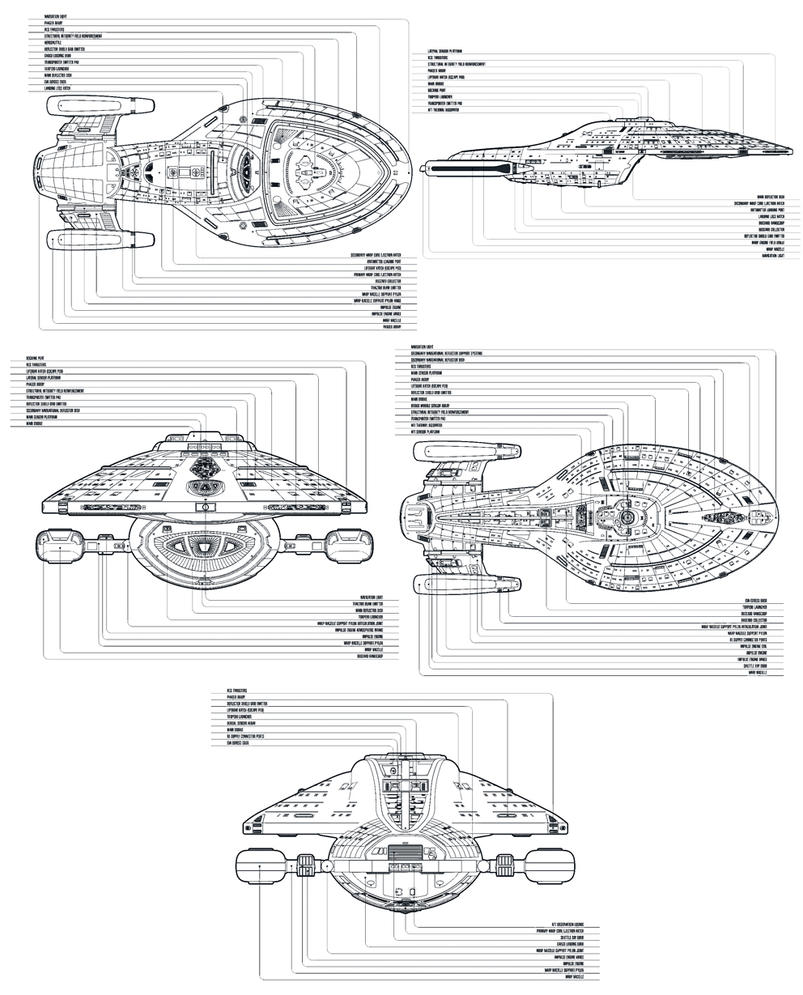 StarTrek Intrepid Class CS3 by xxxNitewingxxx on DeviantArt