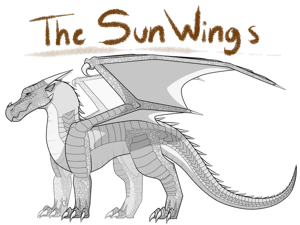 The Official SunWing Guide by light-star-does-art on