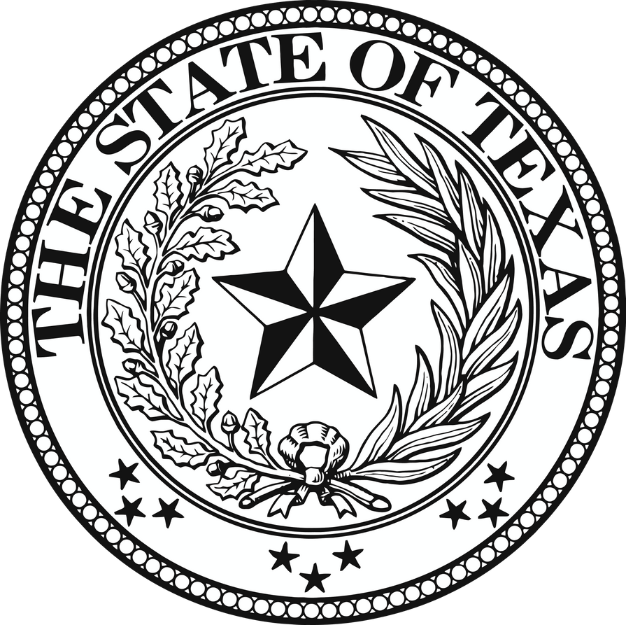 Texas State Seal by SoulComplex on DeviantArt