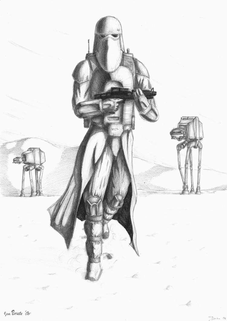 Snowtrooper by JanBoruta on DeviantArt