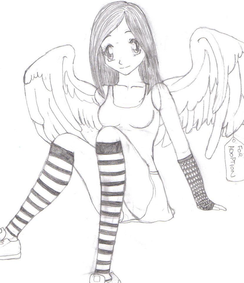 angelforadoption anime by AngelForAdoption on DeviantArt