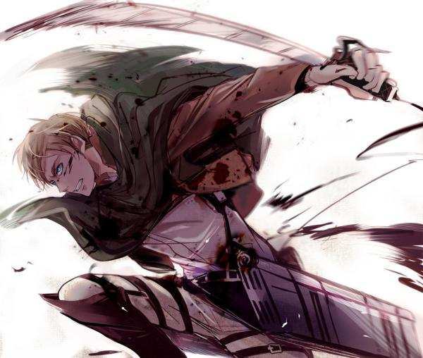 20+ Attack On Titan Mike X Reader Pictures and Ideas on Meta Networks