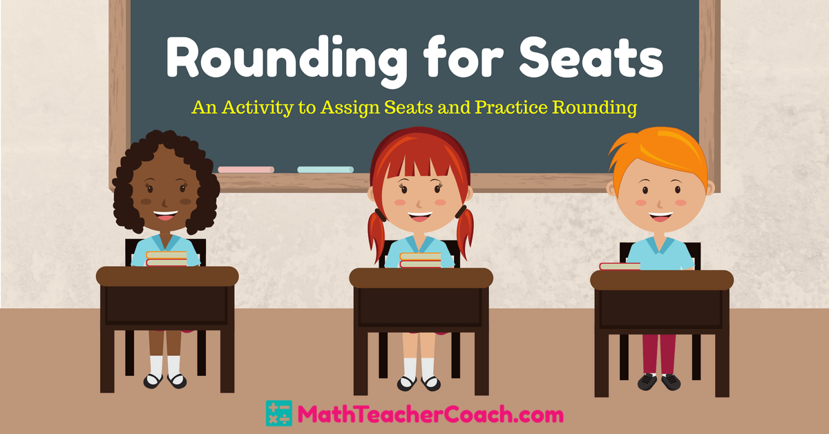 Rounding Game – Rounding for Seats
