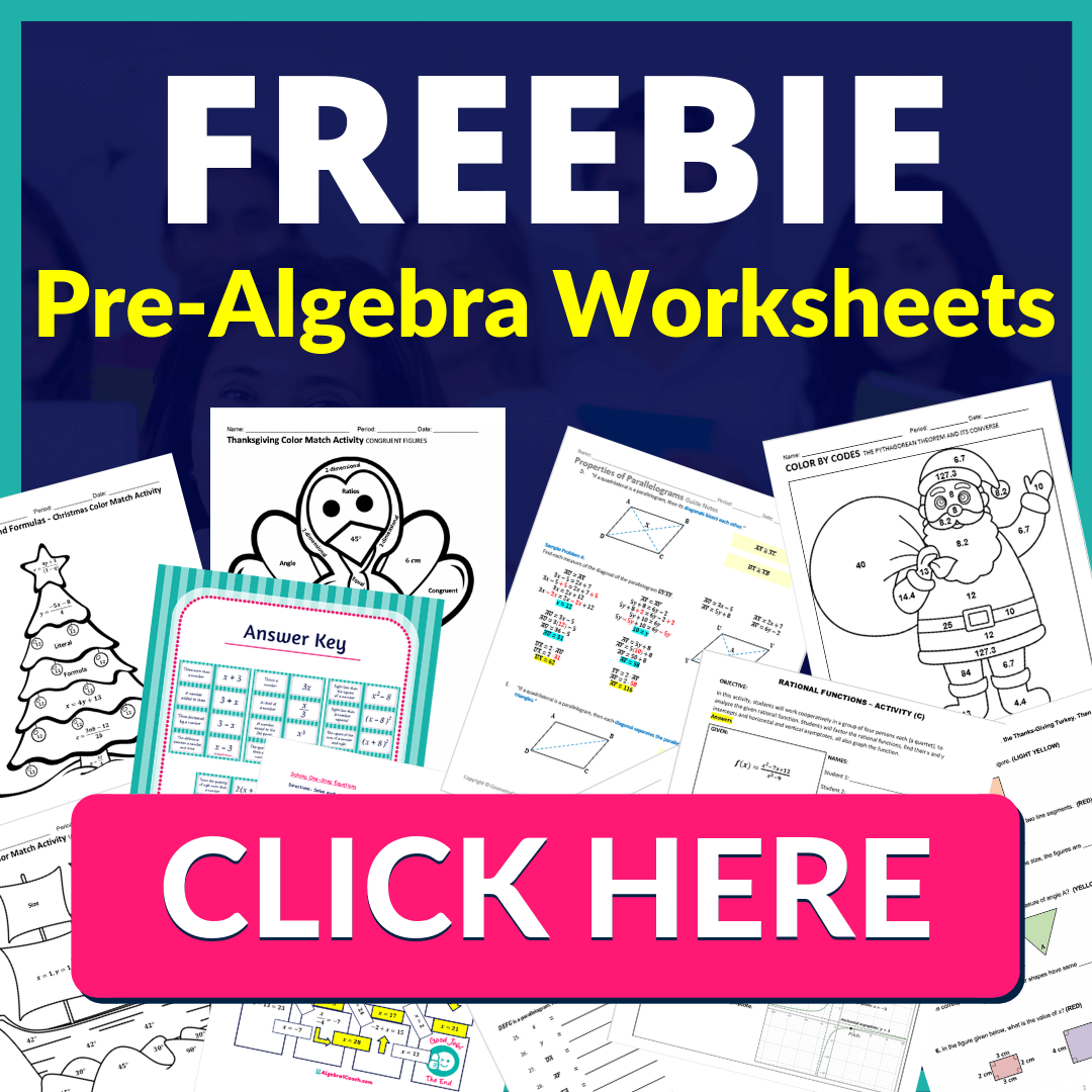FREE Pre-Algebra Worksheets, pre algebra worksheets pdf, pre algebra worksheets with answer key, pre algebra worksheets with answers pdf, pre algebra worksheets for 8th graders, pre algebra worksheets for 7th graders, pre algebra worksheets for 6th graders, pre algebra worksheets 9th grade, math worksheets grade 7, math worksheets for grade 6, free math worksheets, math worksheets multiplication, middle school math worksheets pdf