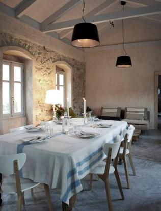 Dining Room Villa Kalos