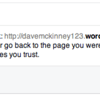 "McKinney's ""Why I quit"" gone from Facebook. But here it is."