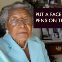 Keeping retirement weird. Putting a face to pension theft.