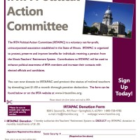 IRTA political action fund.