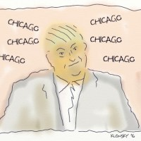 Rahm has handed Trump a dog whistle.