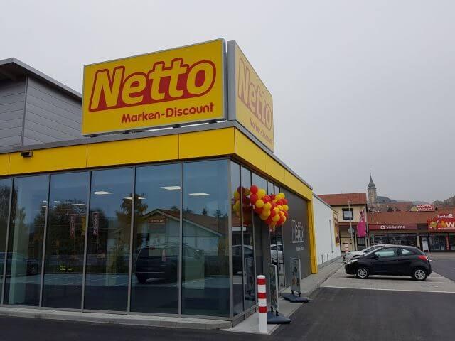 Discountmarkt in Burgkunstadt