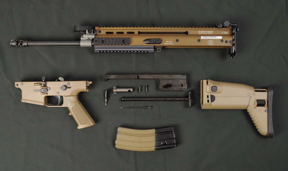 West Coast Armory PreBan Guns  FN Limited Edition SCAR 16