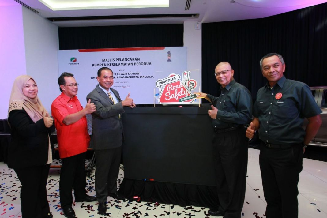 Perodua launches 5-year Road Safety Campaign