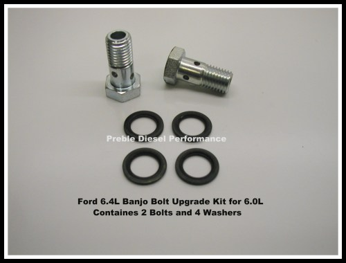 small resolution of ford oem oil rail supply tube