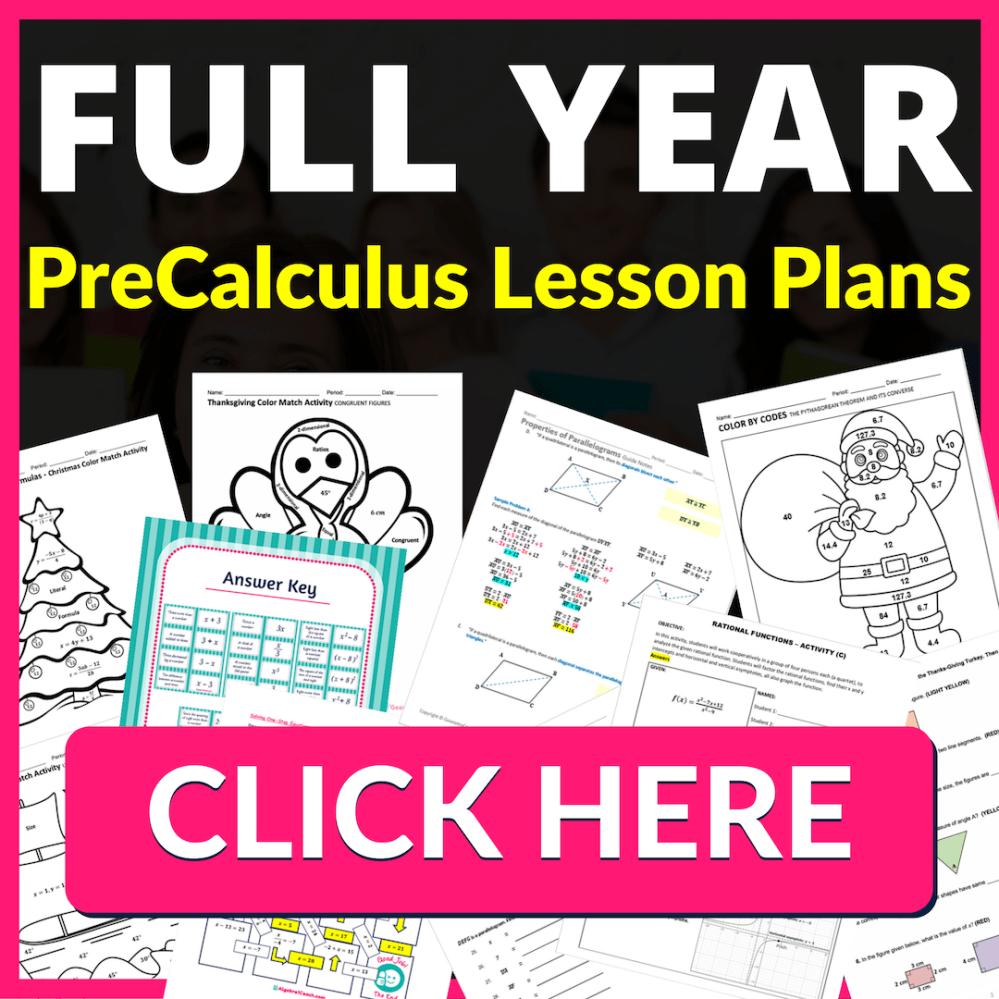 medium resolution of PreCalculusCoach.com ⋆ Resources for Pre-Calculus Teachers