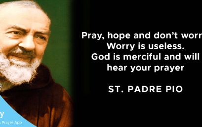 12 Best Prayer Quotes That Touches the Soul.