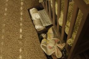 under crib