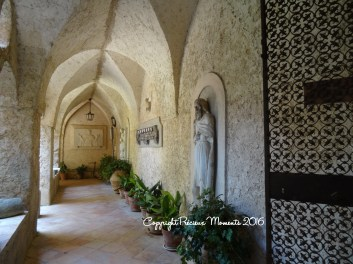 interieur villa cimbrone