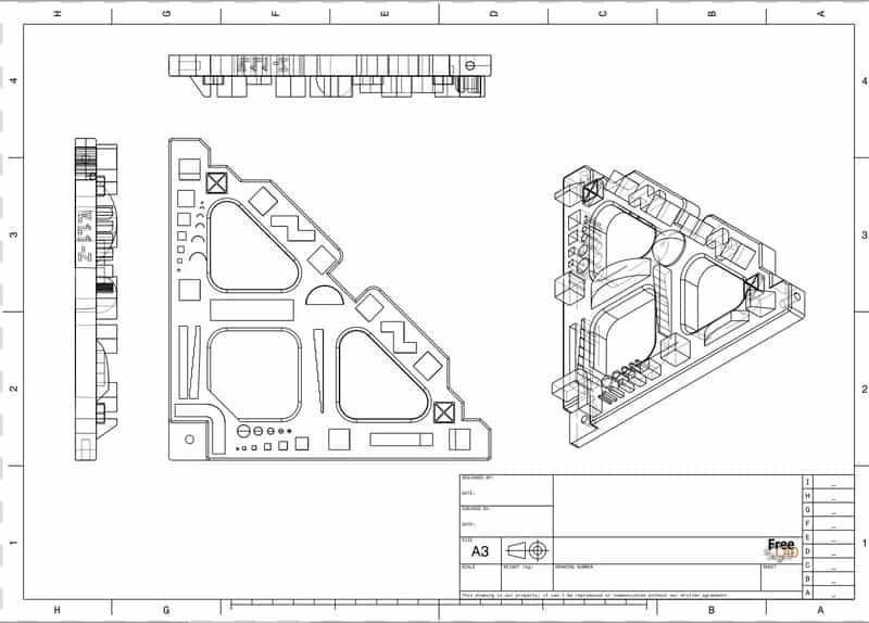 Cad Architektur Freeware Treppen Zeichnen Grundriss Best Zeichnen