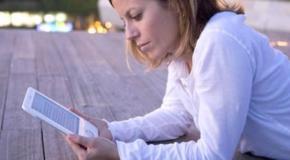 Gran lanzamiento del primer e-book a color