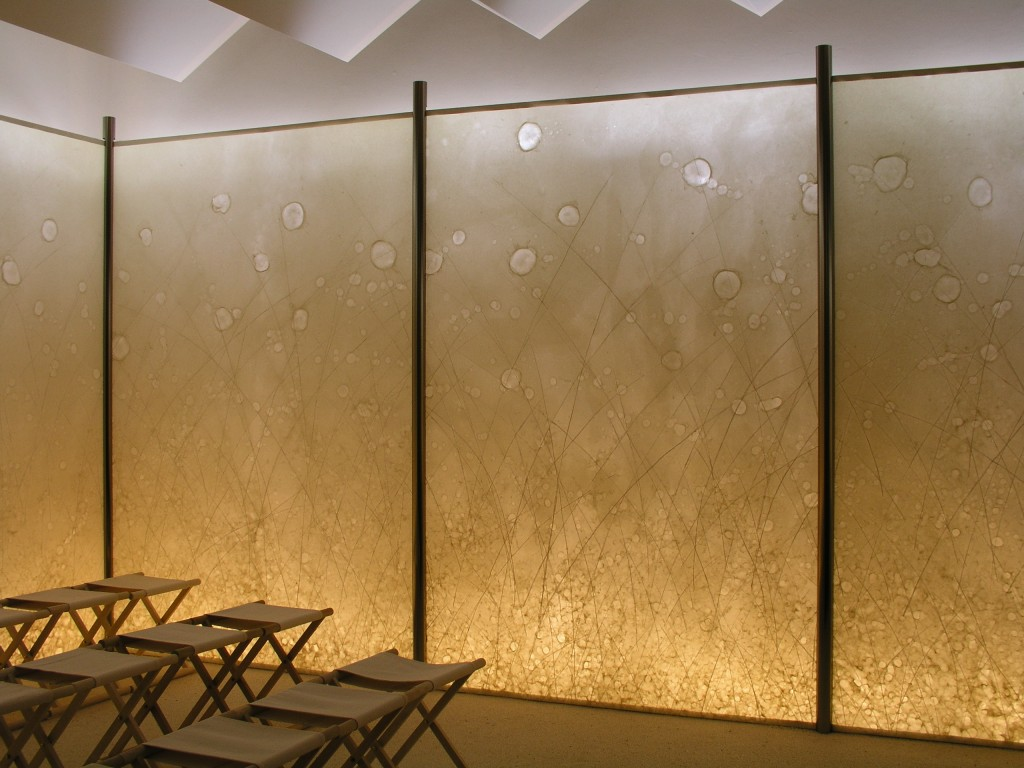 Laminated Glass Panel  Precious Pieces  Architectural