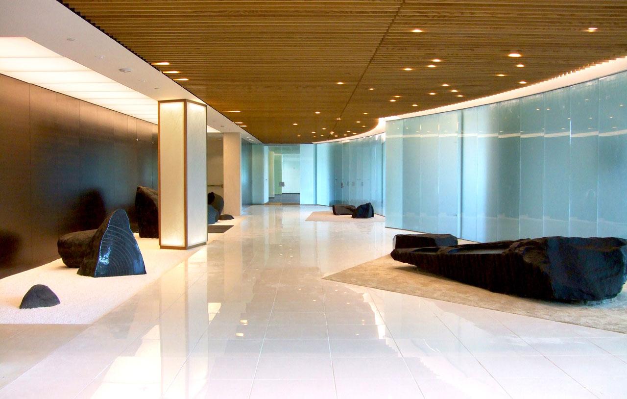 Laminated Interior Panels Wall