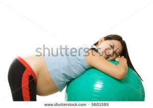 Birth Ball for Labor