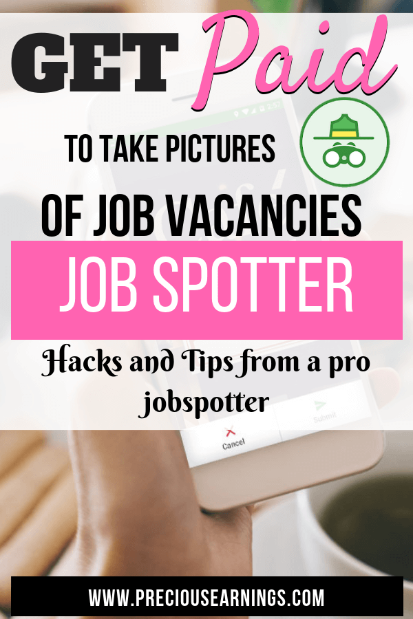 job spotter uk review and hacks