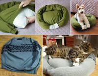 Easy and Practical DIY Dog Bed