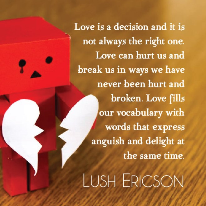 Thoughts_Lush Ericson