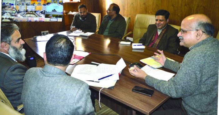 Inclement Weather Forecast: Chief Secretary reviews preparedness of districts