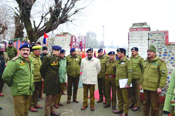 Deal strictly with elements behind radicalisation of youth: DGP