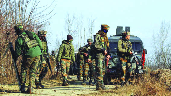 Infiltration, south Kashmir remain headache for security forces in JK