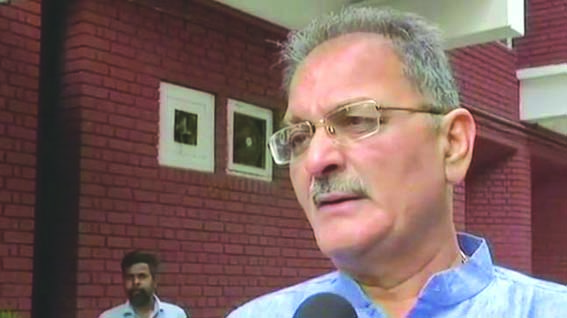 No power on earth can take Kashmir away from India: Kavinder Gupta