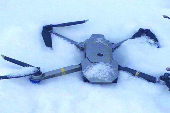 Pak army claims shooting down 'Indian quadcopter' spying across LoC