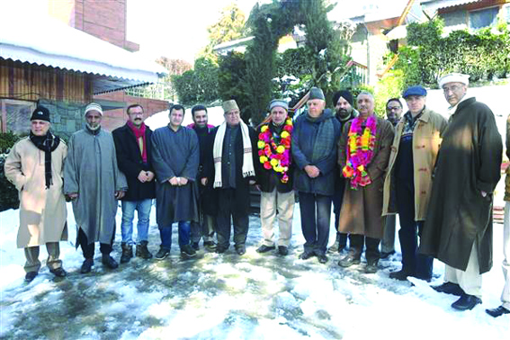 Anticipate result oriented dialogue on JK after parliament elections: Dr Farooq