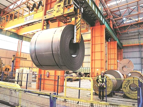 India turns net importer of finished steel in Apr-Jan