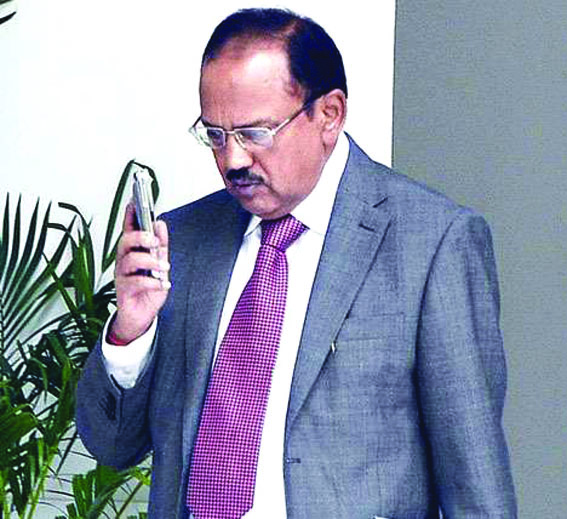 NSA Doval speaks to Security, Intelligence chiefs